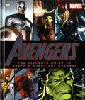 Avengers The Ultimate Guide to Earth's Mightiest Heroes HC (2012 DK Publishing) 1-REP