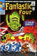Fantastic Four Omnibus HC (2013 Marvel) By Stan Lee and Jack Kirby 2nd Edition 2-1ST