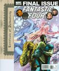 Fantastic Four (1998 3rd Series) 588A.DF.SIGNED