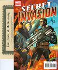 Secret Invasion (2008) 3DFSIGNED