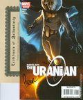 Marvel Boy Uranian (2010 Marvel) 1DF.SIGNED