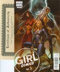 Girl Comics (2010 Marvel) 3DF.SIGNED