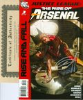 Justice League Rise of Arsenal (2010) 3-DFHORN