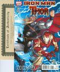 Iron Man Thor (2010 Marvel) 1DFSIGNED