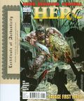 Herc (2011 Marvel) 1A.DF.SIGNED