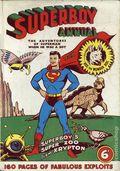 Superboy Annual HC (1953) UK 1958-1ST