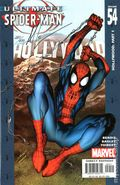 Ultimate Spider-Man (2000) 54A.DF.SIGNED