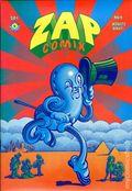 Zap Comix (1968 Apex Novelties) #4, 3rd Printing
