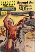 Classics Illustrated 069 Around the World in 80 Days (1950) 5