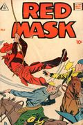 Red Mask (1958 I.W. Reprint) 1