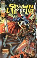 Medieval Spawn Witchblade (1996) 1PLATINUM