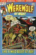 Werewolf by Night (1972 1st Series) Mark Jewelers 2MJ