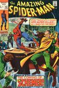 Amazing Spider-Man (1963 1st Series) UK Edition 83UK