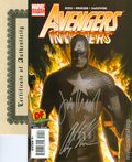 Avengers Invaders (2008 Marvel Dynamite) 1DFSIGNED