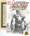 Avengers Invaders (2008 Marvel Dynamite) 4DF