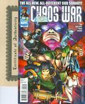 Chaos War (2010 Marvel) 2A.DF.SIGNED