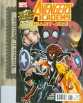 Avengers Academy Giant-Size (2011 Marvel) 1A.DF.SIGNED