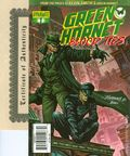 Green Hornet Blood Ties (2010 Dynamite) 1A.DF.SIGNED