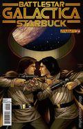 Battlestar Galactica Starbuck (2013 Dynamite) 2