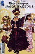 Victorian Secret Girls of Steampunk Masquerade (2013) 1