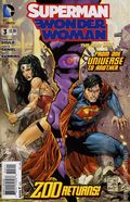Superman Wonder Woman (2013) 3A