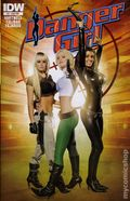 Danger Girl The Chase (2013 IDW) 4SUB