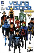Young Justice TPB (2011-2013 DC) 4-1ST