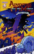 Adventure Time Candy Capers (2013 Kaboom) 6A
