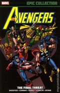 Avengers The Final Threat TPB (2013 Marvel) Epic Collection 1st Edition 1-1ST