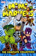 Mini Marvels The Complete Collection TPB (2013 Marvel) 1st Edition 1-1ST