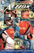 Superman Action Comics HC (2012-2016 DC Comics The New 52) 3-1ST