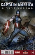 Captain America Living Legend (2013) 4A