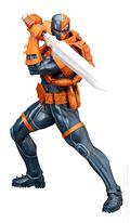 DC Comics The New 52 Deathstroke Statue (2013 ArtFX) ITEM#1