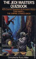 Jedi Master's Quizbook PB (1982 Del Rey Books) Star Wars 1-REP