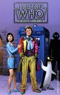 Doctor Who Classics TPB (2008- IDW) 8-REP