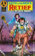Retief Diplomatic Immunity (1991) 1