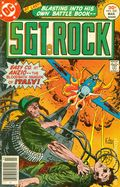 Sgt. Rock (1977) Mark Jewelers 302MJ