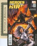 Heroes for Hire (2010 3rd Series) 2A.DF.SIGNED