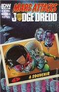 Mars Attacks Judge Dredd (2013 IDW) 2SUB