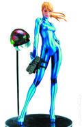 Metroid: Other M Samus Aran Figma Action Figure (2013) ITEM#2