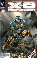 X-O Manowar (2012 3rd Series Valiant) 20B