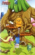 Adventure Time (2012 Kaboom) 23D