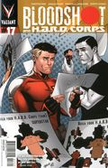 Bloodshot and Hard Corps: Hard Corps (2012 3rd Series) 17B