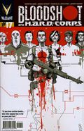 Bloodshot and Hard Corps (2012 3rd Series) 17A
