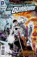 Green Lantern New Guardians (2011) 26A