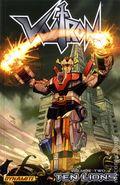 Voltron TPB (2012-2014 Dynamite) 2-1ST