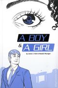 A Boy and a Girl GN (2013 Oni Press) 1-1ST