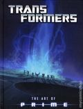 Transformers The Art of Prime HC (2013 IDW) 1-1ST