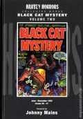 Harvey Horrors Collected Works: Black Cat Mystery HC (2012 PS Artbooks) 2-1ST