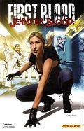 Jennifer Blood First Blood TPB (2014 Dynamite) 1-1ST